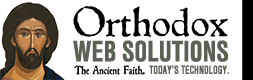 Orthodox Web Solutions Sticky Logo